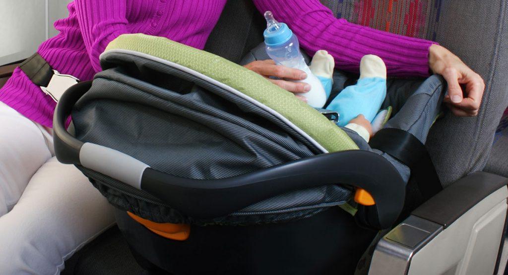 7 Consejos para viajar con tu bebé en coche